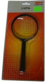 Lupa plastová 75mm ( 3x )