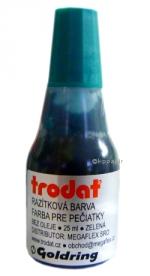 Barva do razítek TRODAT 7010 original zelená