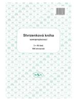 Stvrzenková kniha MSK 89, propisovací