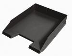 Odkladač na dokumenty plastový Herlitz - černá 0064030