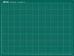 Řezací podložka A2, 60 x 45 cm, zelená No. 9Z202