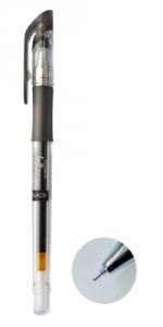 Pero kuličkové gelové Dong A Jell zone - černé - 0,5 mm