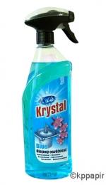 Krystal osvěžovač toalet olejový - 750 ml - modrý