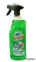Krystal osvěžovač toalet olejový - 750 ml - zelený