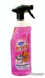 Krystal osvěžovač toalet olejový - 750 ml - růžový