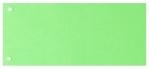 Rozdružovač 10,5 x 24 cm karton HIT 100 ks - zelený