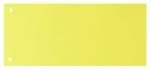 Rozdružovač 10,5 x 24 cm karton HIT 100 ks - žlutý