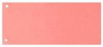 Rozdružovač 10,5 x 24 cm karton HIT 100 ks - růžový