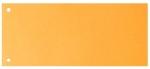 Rozdružovač 10,5 x 24 cm karton HIT 100 ks - oranžový