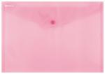 Desky TIM plastové, obálka A4 s drukem - červená