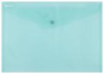 Desky TIM plastové, obálka A4 s drukem - zelená