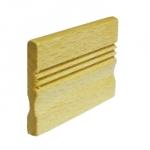 Razítko dřevěné - 6 x 60 mm pro školy,  jednořádkové