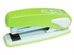 Sešívačka SAX DESIGN 239,  24/6 - světle zelená, 25 listů