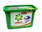 ARIEL active gel-capseles 14 ks - color