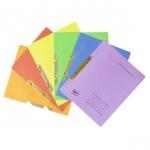Desky papírové A4 RZC Classic - oranžová