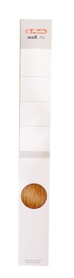 Etikety na pořadač 5 cm balení 10 ks, 290 x 36 mm,samolepicí HER