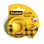 Lepicí páska 3M Scotch oboustranná 12 mm x 6,3 m  s odvíječem
