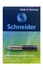 Bombičky Schneider 5 ks - modrá (kuličkový hrot)