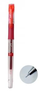 Pero kuličkové gelové Dong A Jell zone - červené - 0,5 mm