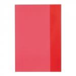 Obal na sešit A4 PP HERLITZ - červená