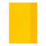 Obal na sešit A4 PP HERLITZ - žlutá