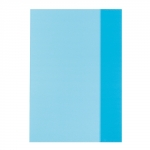 Obal na sešit A5 PP HERLITZ - modrá
