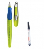 Pero bombičkové Herlitz my.pen pro PRAVÁKY - zelená