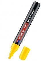 Popisovač Edding 790 lakový, žlutý