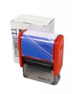 Razítko Trodat 4911/ Imprint 1, kompletní - červený strojek