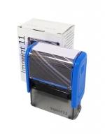 Trodat - Imprint 11, kompletní razítko, modrý strojek New