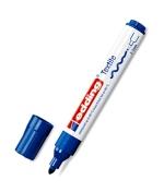 Popisovač Edding 4500 na textil - modrý