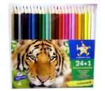 Pastelky Europen 0325 trojhranné 24+2 barvy