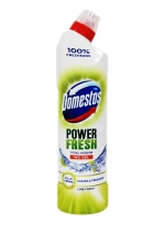 WC GEL Domestos 700ml - lime fresh