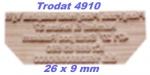 Polymer na zakázku (Colop 10, Trodat 4910)