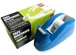 Odvíječ lepicí pásky stolní DELI 808 - modrá