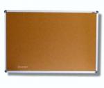 Korková tabule NOTUM K 90x120 cm + sada 60 ks připínáčků