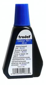 Barva do razítka TRODAT 7011 originál modrá