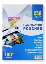Laminovací fólie Premium A4/125mic. 100 ks, antistatická lesklá