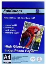Fotopapír EUROPEN A4/200 gr./20 listů vysoce lesklý