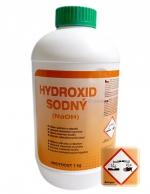 Hydroxid sodný LOUH 1 kg