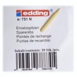 Hrot náhradní 751N pro popisovače Edding 751